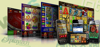 Online Casino Slot Games Software
