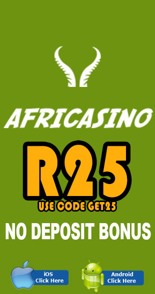 Get a R100 No Deposit Bonus at Afri Casino