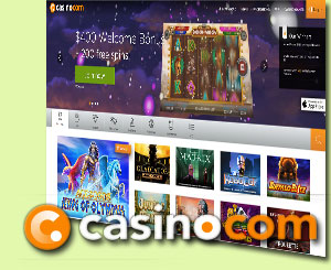 Casino.com Mobile And Online Casino Review