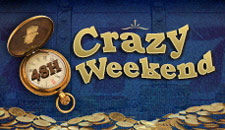 Jack Million Crazy Weekend Promotion