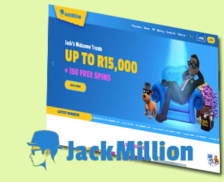 Jack Million Online Casino Review