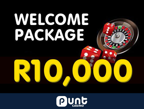 Punt Casino Welcome Package