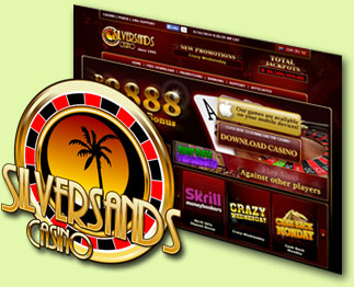 silversands online casino sizzlig hot