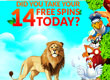 Daily Free Spins Promotion