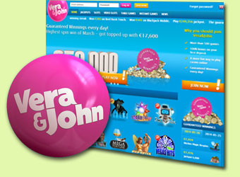 Vera John Mobile And Online Casino Review
