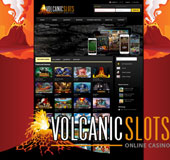 Volcanic Slots Online Casino Screenshot