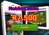 Play At Winner Mobile Casino Using Your Mobile Device And Get The R7500 Welcome Bonus