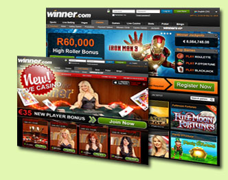 online casino winner online casino games