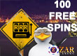 New Player 100 Free Spins