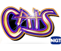 Cats IGT Casino Game Logo