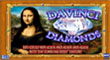 Davinci Diamonds IGT Casino Game Logo