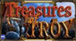 Treasures of Troy IGT Casino Game Logo