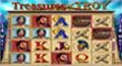 Treasures of Troy IGT Casino Game Screenshot