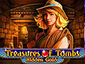 Treasure Of Tombs Hidden Gold Playson Game