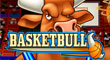 BasketBull RTG Casino Game Logo