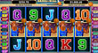 BasketBull RTG Casino Game Screenshot