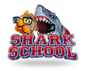 Shark School RTG Casino Game Logo