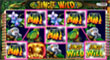 Jungle Wild WMS Casino Game Screenshot