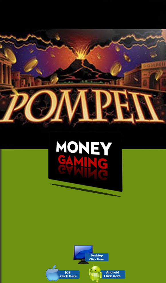Aristocrat Casino Games - Play Pompeii For Real Money At Money Gaming