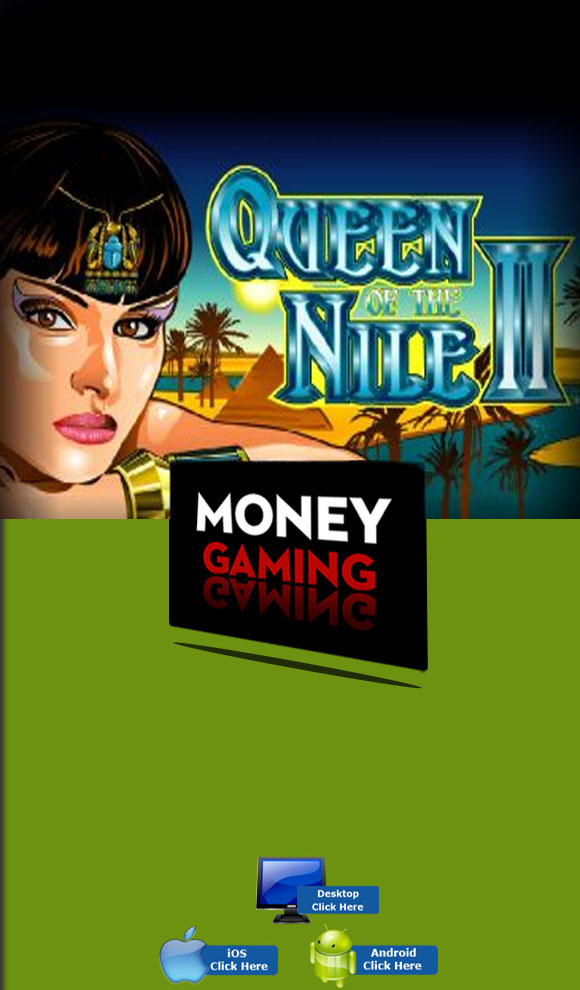 Aristocrat Casino Games - Play Queen Of The Nile 2 For Real Money At Money Gaming