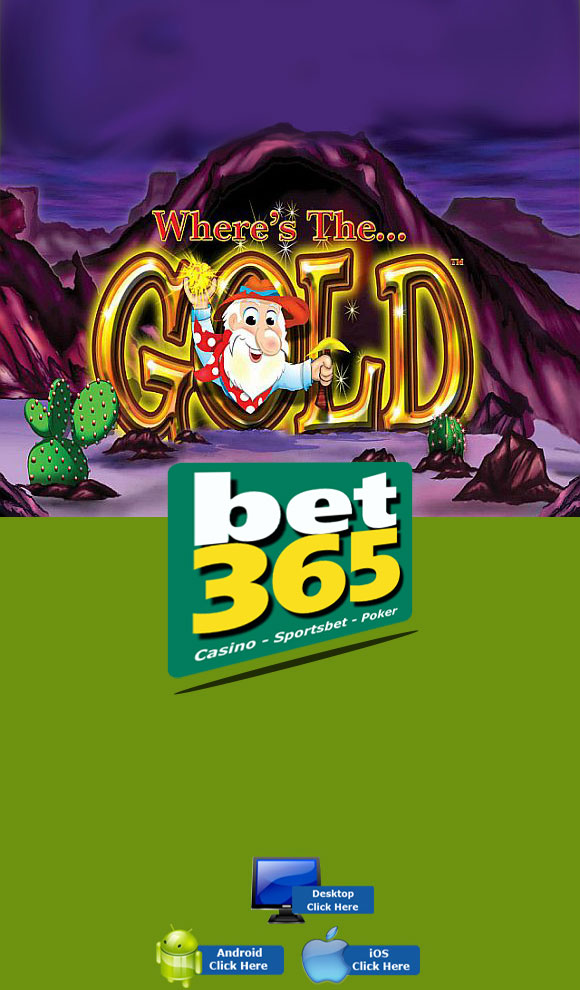 Aristocrat Casino Games - Play Where's The Gold At Bet365