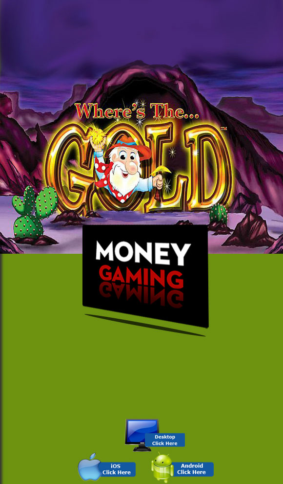 Aristocrat Casino Games - Play Where's The Gold For Real Money At Money Gaming