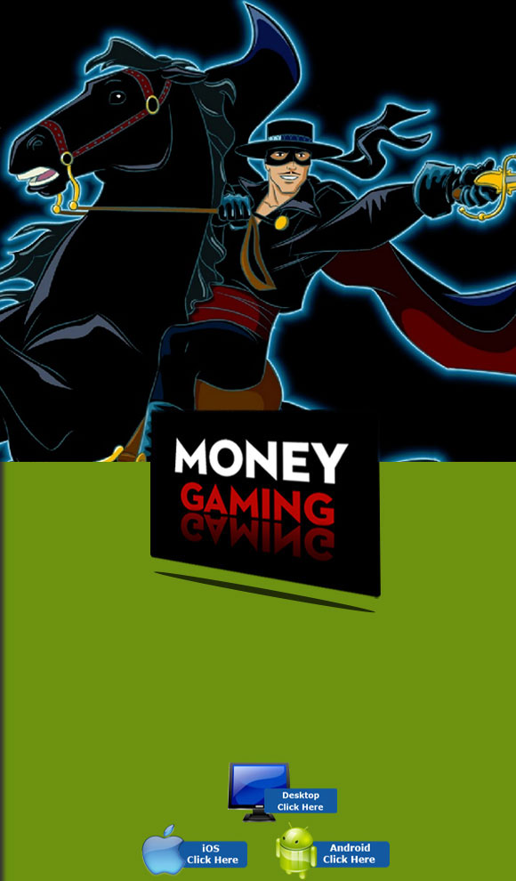 Aristocrat Casino Games - Play Zorro For Real Money At Money Gaming