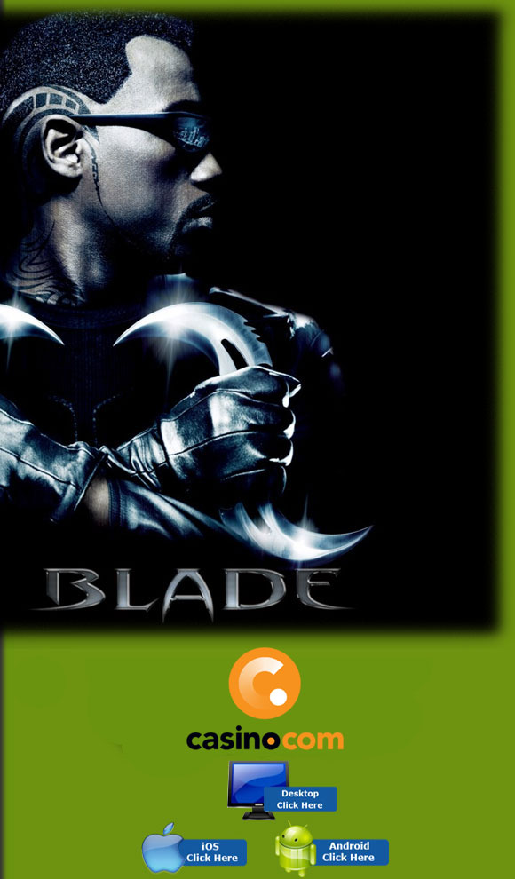 Blade Slots Free Play & Real Money Casinos