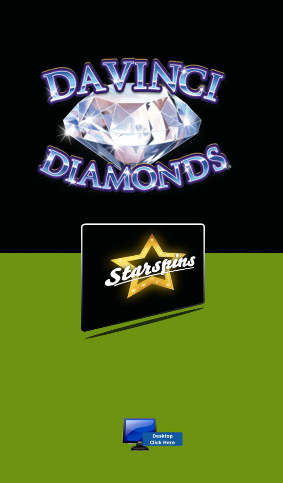 IGT Casino Games - Play Da Vinci Diamonds At StarSpins