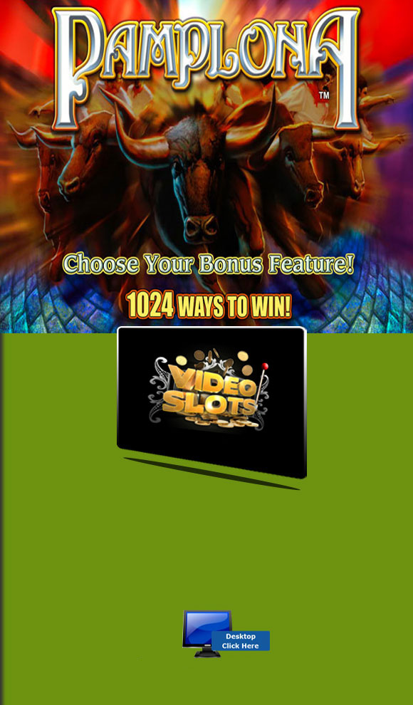 IGT Casino Games - Play Pamplona For Real Money At Video Slots Casino