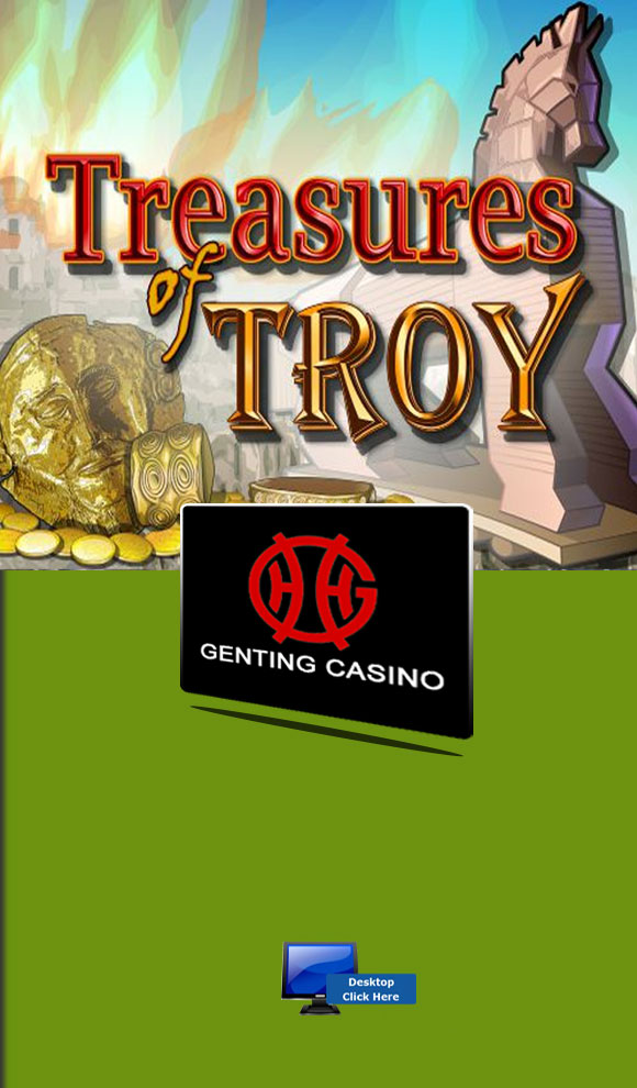 IGT Casino Games - Play Treasures Of Troy For Real Money At Genting Casino