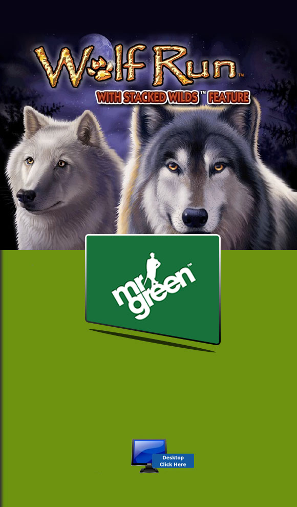 IGT Casino Games - Play Wolf Run For Real Money At Mr Green