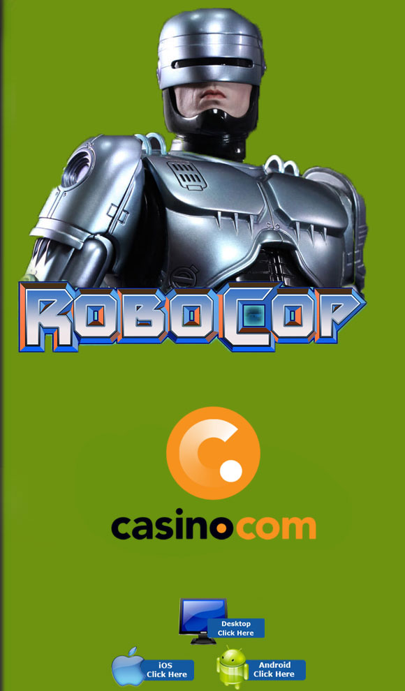 Playtech Casino Games - Play Robocop For Real Money At Casino.com