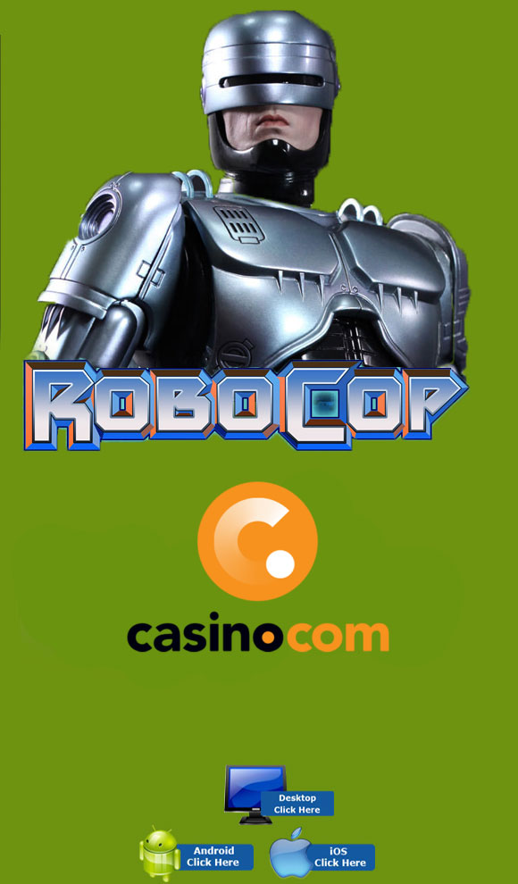 Playtech Casino Games - Play Robocop At Fly Casino