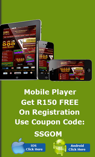 Mobile Players Receive A R150 No-Deposit Bonus At Silversands