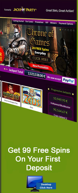 Slots Magic Are Offering All New Players 99 Free Spins On Their First Deposit