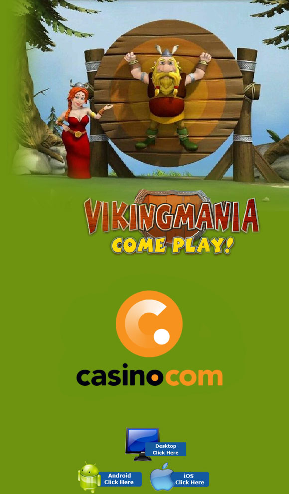 Playtech Casino Games - Play Viking Mania At Casino.com
