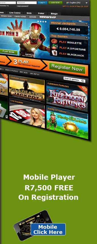 winner online casino mobile
