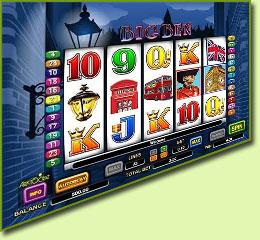 Big Ben Casino Game