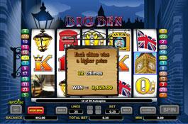 Big Ben Slot Machine Review