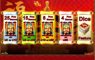 Der Slot Lucky 88 –jetzt Lucky 88 kostenlos online spielen