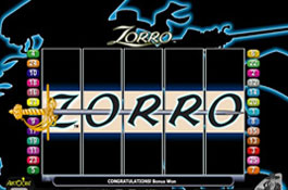 Zorro Screenshot 2