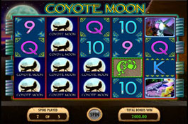 Coyote Moon Screenshot 1