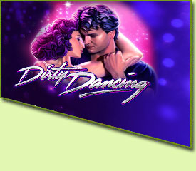 Playtech Dirty Dancing Slot Game Logo