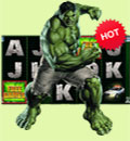 Incredible Hulk Playtech Slot