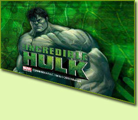 Hulk Slot Game