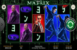The Matrix Screenshot 1
